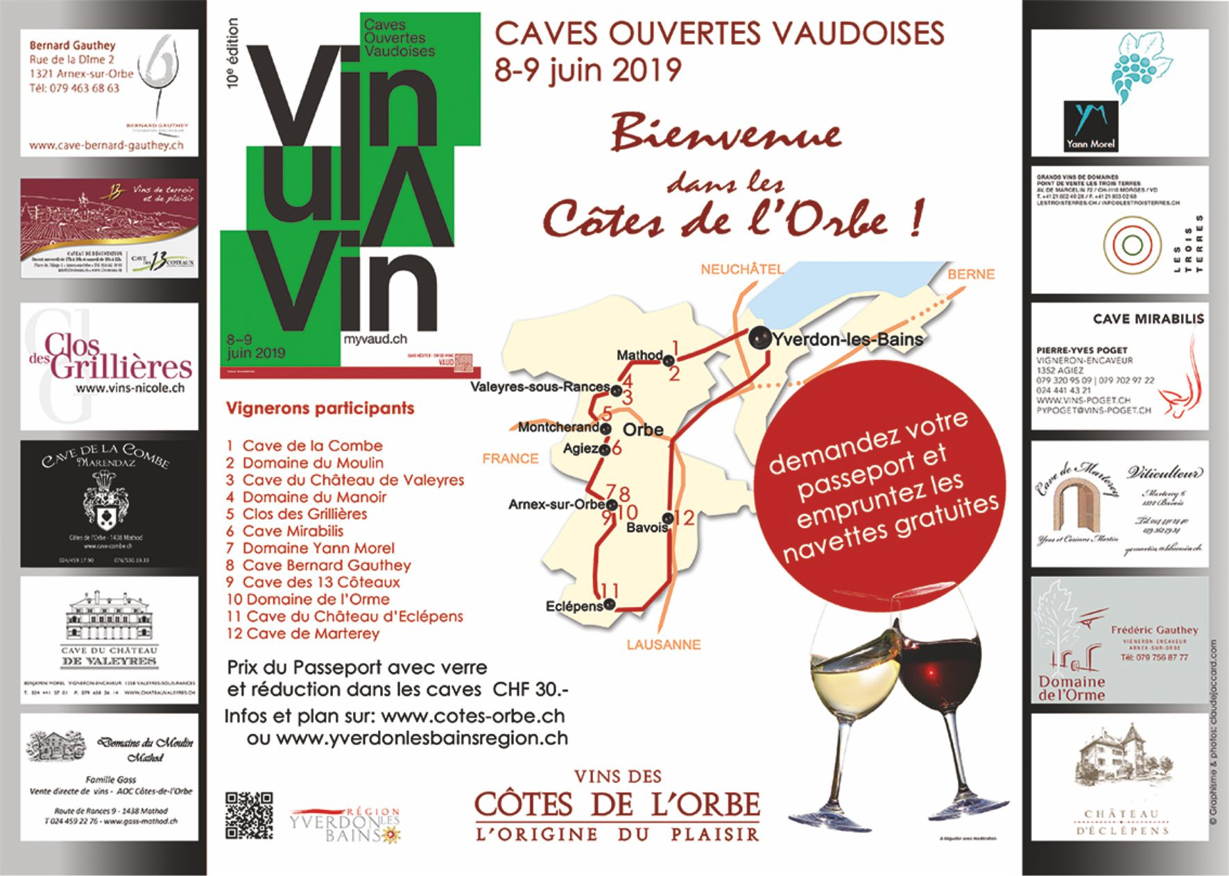 caves ouvertes 2019
